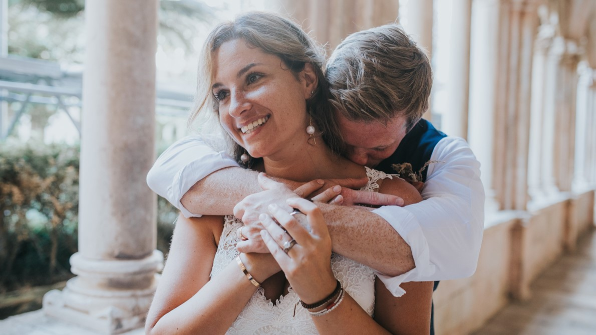 A mix of cultures in Dubrovnik, Sandy and Rob's 4 day wedding